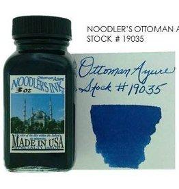 NOODLER'S NOODLER'S OTTOMAN AZURE - 3OZ BOTTLED INK