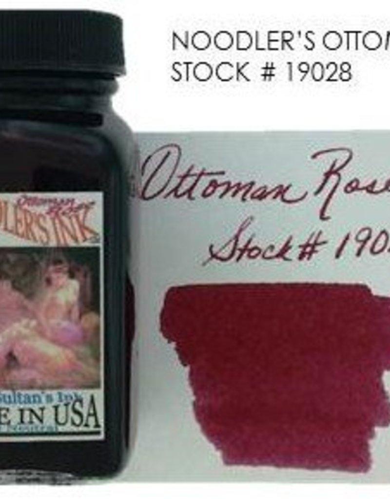 NOODLER'S NOODLER'S OTTOMAN ROSE - 3OZ BOTTLED INK
