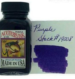 NOODLER'S NOODLER'S BOTTLED INK 3 OZ PURPLE