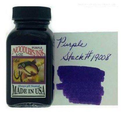 NOODLER'S NOODLER'S PURPLE - 3OZ BOTTLED INK