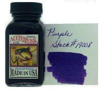 NOODLER'S NOODLER'S BOTTLED INK 3 OZ PURPLE