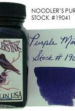 NOODLER'S NOODLER'S BOTTLED INK 3 OZ PURPLE MARTIN
