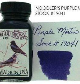 NOODLER'S NOODLER'S PURPLE MARTIN - 3OZ BOTTLED INK