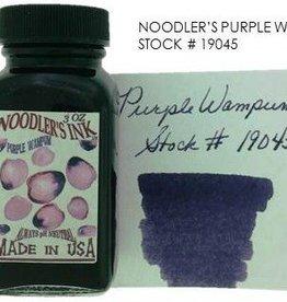 NOODLER'S NOODLER'S BOTTLED INK 3 OZ PURPLE WAMPUM