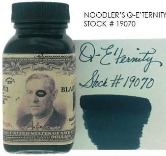 NOODLER'S NOODLER'S BOTTLED INK 3 OZ Q-ETERNITY