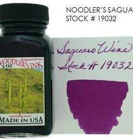NOODLER'S NOODLER'S BOTTLED INK 3 OZ SAGUARO WINE