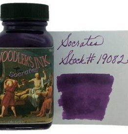NOODLER'S NOODLER'S BOTTLED INK 3 OZ SOCRATES