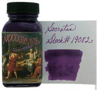 NOODLER'S NOODLER'S BOTTLED INK 3 OZ SOCRATES
