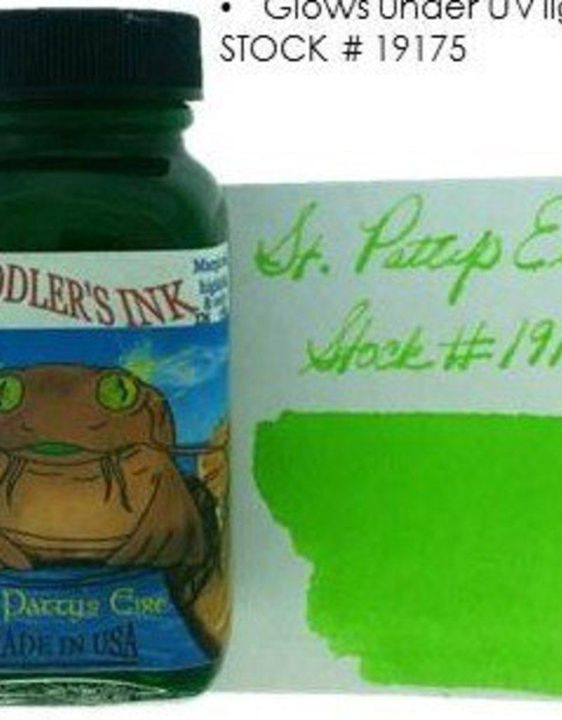 NOODLER'S NOODLER'S BOTTLED INK 3 OZ ST. PATTY'S EIRE