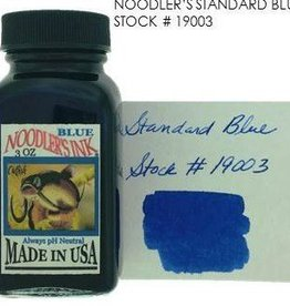 NOODLER'S NOODLER'S BOTTLED INK 3 OZ STANDARD BLUE