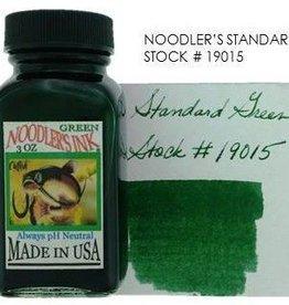 NOODLER'S NOODLER'S BOTTLED INK 3 OZ STANDARD GREEN