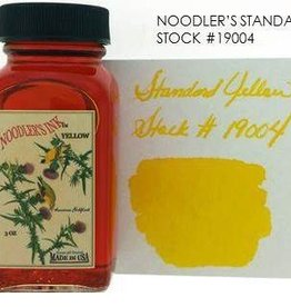 NOODLER'S NOODLER'S BOTTLED INK 3 OZ STANDARD YELLOW