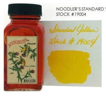 NOODLER'S NOODLER'S YELLOW - 3OZ BOTTLED INK