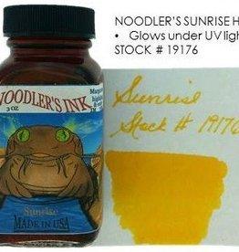 NOODLER'S NOODLER'S BOTTLED INK 3 OZ SUNRISE