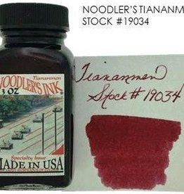 NOODLER'S NOODLER'S BOTTLED INK 3 OZ TIANANMEN
