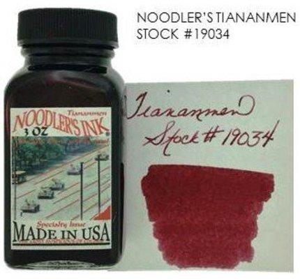 NOODLER'S NOODLER'S TIANANMEN - 3OZ BOTTLED INK