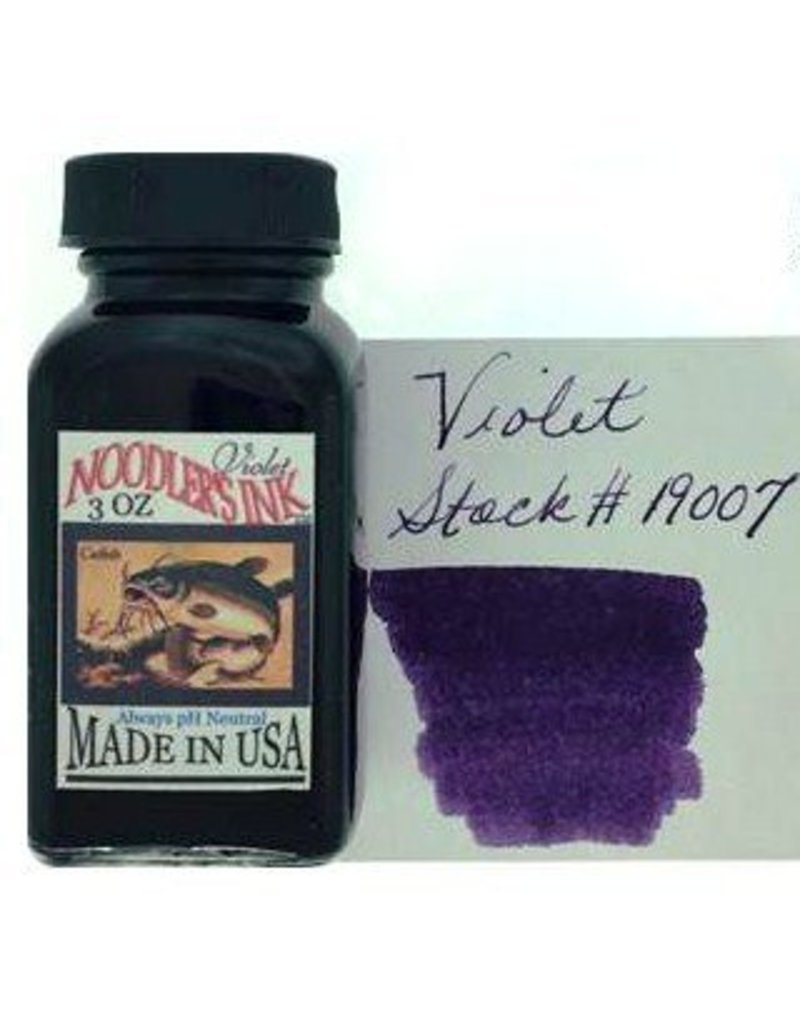 NOODLER'S NOODLER'S VIOLET - 3OZ BOTTLED INK