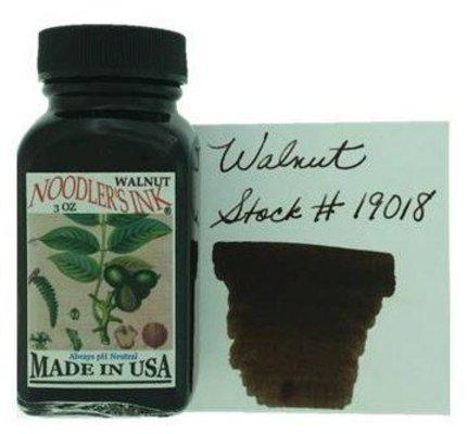 NOODLER'S NOODLER'S WALNUT - 3OZ BOTTLED INK