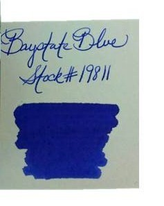 NOODLER'S NOODLER'S BOTTLED INK 4.5 OZ BAYSTATE BLUE