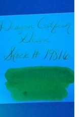 NOODLER'S NOODLER'S BOTTLED INK 4.5 OZ DRAGON CATFISH GREEN