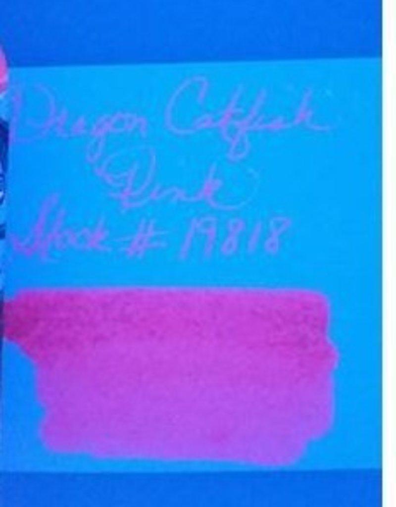 NOODLER'S NOODLER'S DRAGON CATFISH PINK - 4.5OZ BOTTLED INK