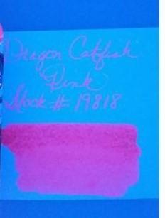 NOODLER'S NOODLER'S BOTTLED INK 4.5 OZ DRAGON CATFISH PINK