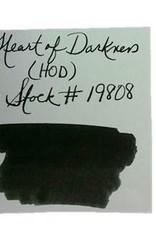 NOODLER'S NOODLER'S BOTTLED INK 4.5 OZ HEART OF DARKNESS