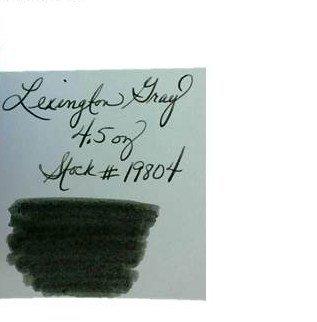 NOODLER'S NOODLER'S BOTTLED INK 4.5 OZ LEXINGTON GRAY