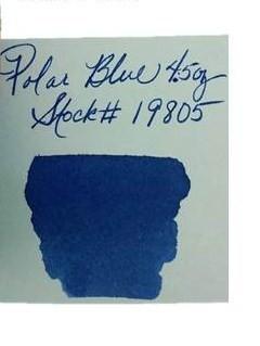 NOODLER'S NOODLER'S BOTTLED INK 4.5 OZ POLAR BLUE