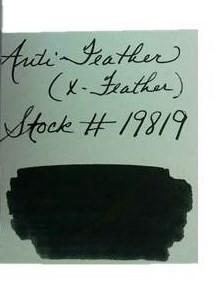 NOODLER'S NOODLER'S BOTTLED INK 4.5 OZ X-FEATHER