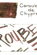 """J. HERBIN J. HERBIN """"1670"""" BOTTLED INK CAROUBE DE CHYPRE 50ML"""