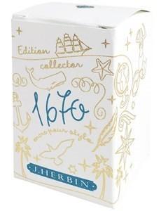 "J. HERBIN J. HERBIN ""1670"" BOTTLED INK EMERALD OF CHIVOR 50ML"