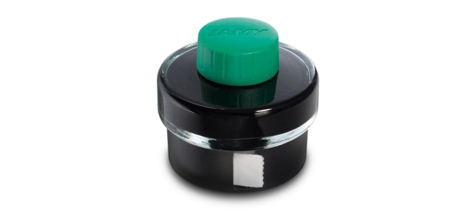 LAMY LAMY BOTTLED INK 50 ML GREEN