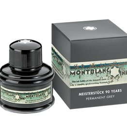 MONTBLANC MONTBLANC BOTTLED INK 90 YEAR PERMANENT GREY