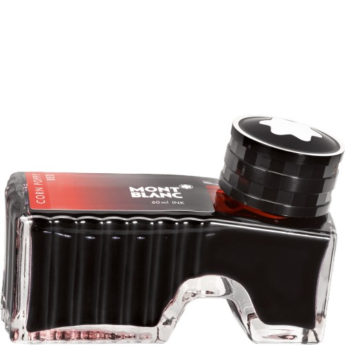 MONTBLANC MONTBLANC BOTTLED INK CORN POPPY RED