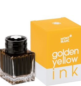 MONTBLANC MONTBLANC GOLDEN YELLOW -30ML BOTTLED INK