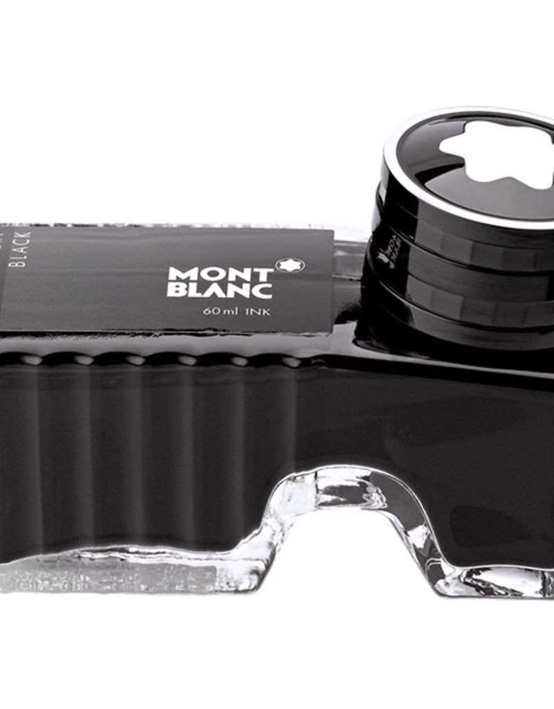 MONTBLANC MONTBLANC MYSTERY BLACK - 60ML BOTTLED INK