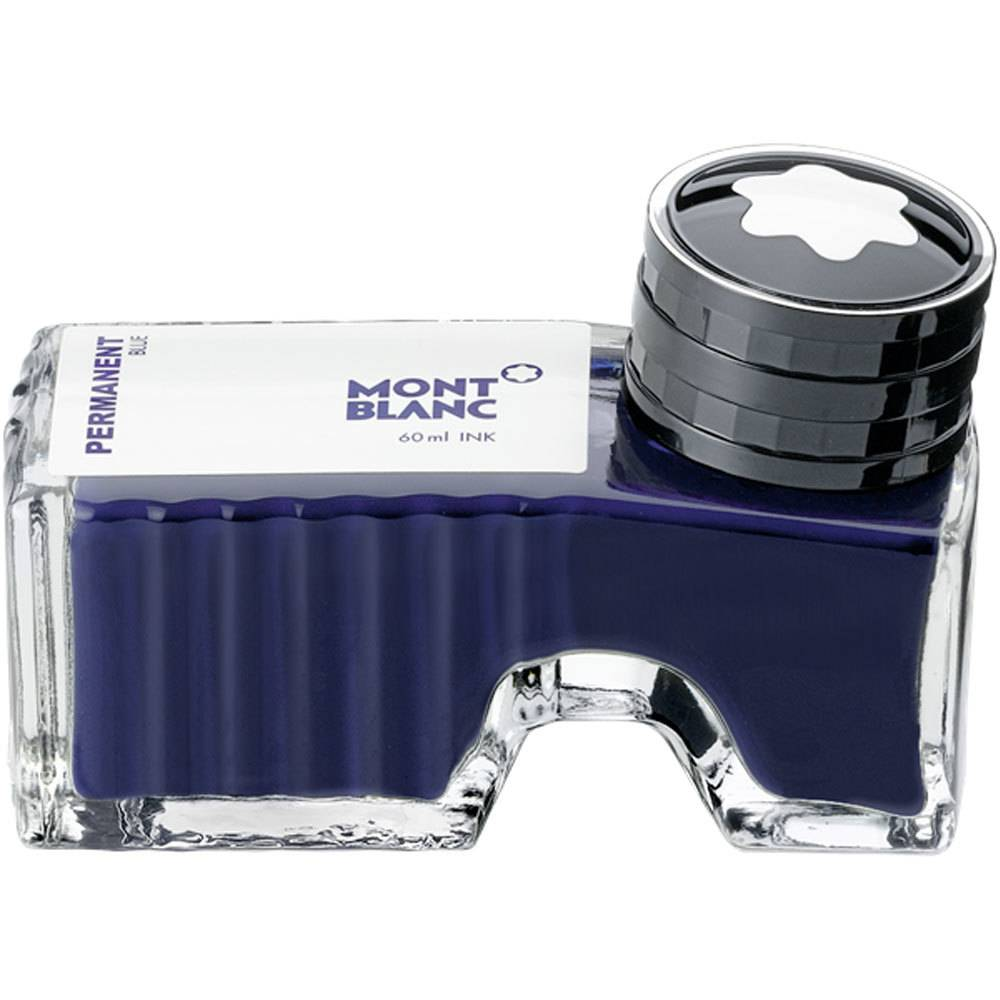 MONTBLANC MONTBLANC BOTTLED INK PERMANENT BLUE