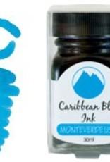 MONTEVERDE MONTEVERDE BOTTLED INK  CARIBBEAN BLUE