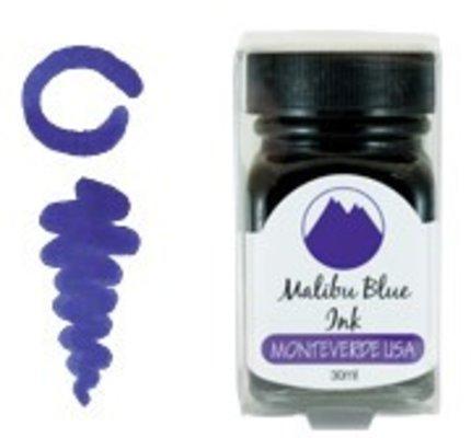 Monteverde Monteverde Malibu Blue - 30ml Core Bottled Ink