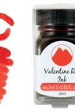 MONTEVERDE MONTEVERDE BOTTLED INK  VALENTINE RED
