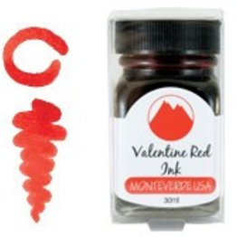 Monteverde Monteverde Valentine Red - 30ml Core Bottled Ink
