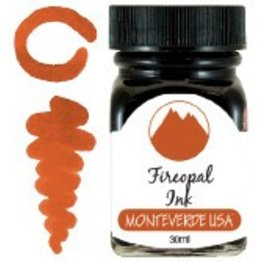 MONTEVERDE Monteverde Fireopal - 30ml Gemstone Bottled Ink