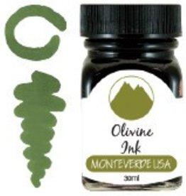 MONTEVERDE MONTEVERDE BOTTLED INK OLIVINE