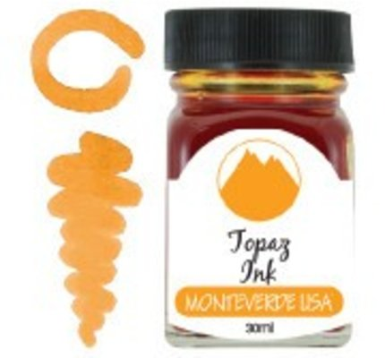 MONTEVERDE MONTEVERDE TOPAZ - 30ML GEMSTONE BOTTLED INK