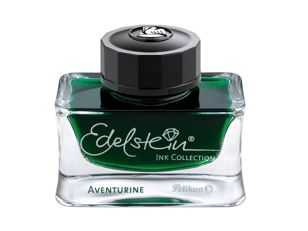 PELIKAN PELIKAN EDELSTEIN BOTTLED INK AVENTURINE GREEN