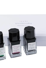 PILOT PILOT IROSHIZUKU 3 PIECE COLOR INK SET FALL