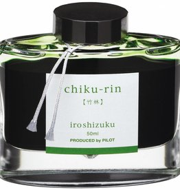 PILOT PILOT IROSHIZUKU CHIKU-RIN BAMBOO FOREST 50 ML BOTTLED INK