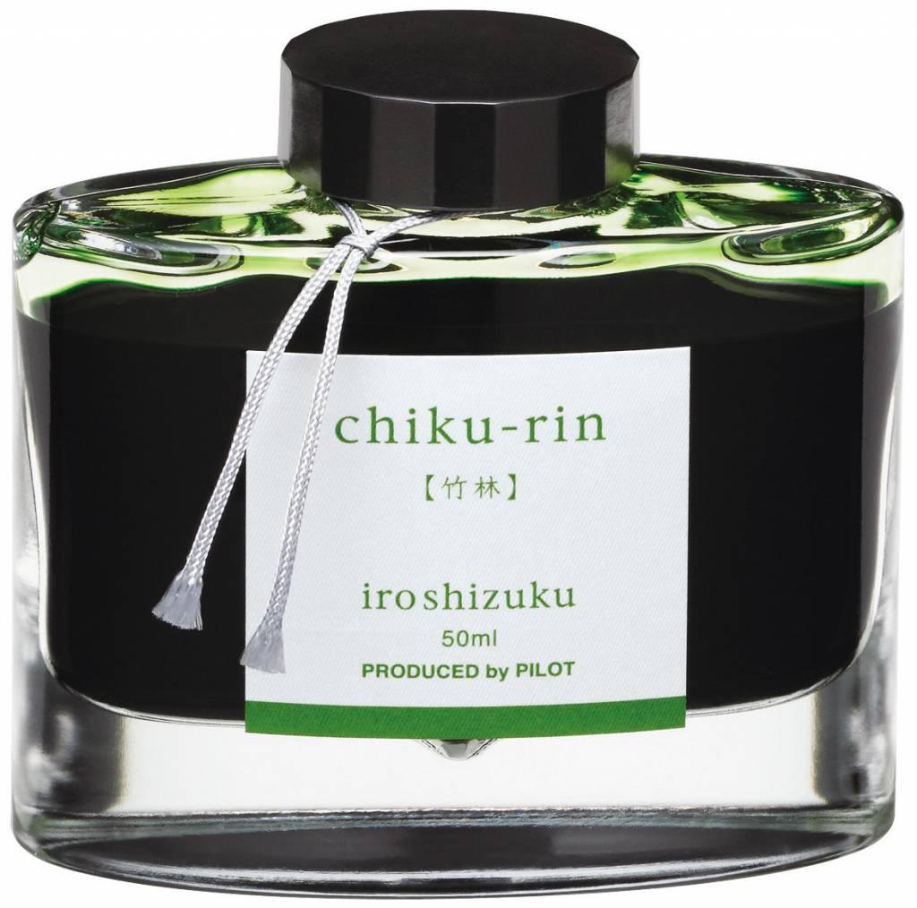 PILOT PILOT IROSHIZUKU CHIKU-RIN BAMBOO FOREST 50 ML BOTTLED INK