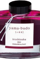 PILOT PILOT IROSHIZUKU BOTTLED INK CRIMSON GLORY VINE YAMA-BUDO